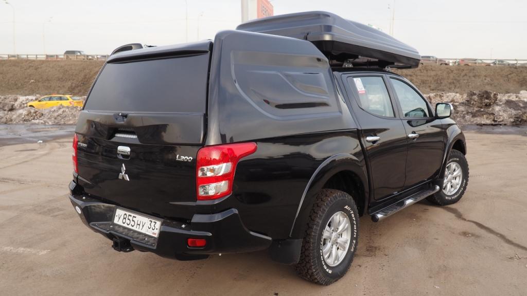 Кунги для Mitsubishi L200 | КУНГИ для пикапов, аксессуары для пикапов | 576x1024